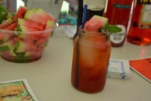 Cocomero Rosso, el aperitivo ganador creado por Matías Dana